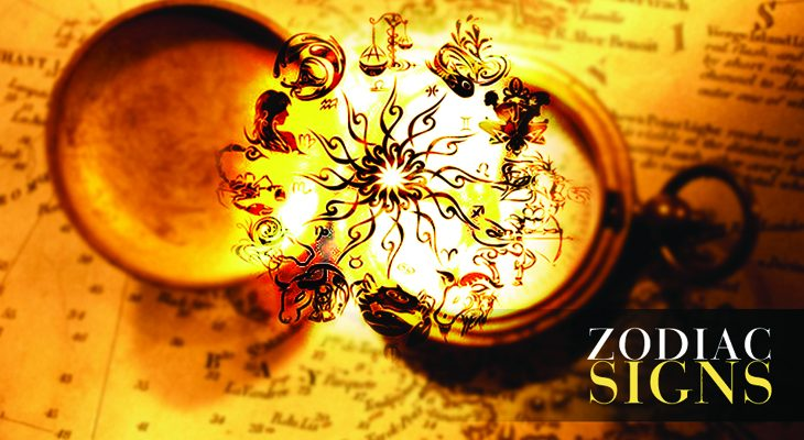 Symbols and directions of rashi (zodiac signs) - Vedic