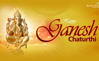 Ganesh Chathurthi - Hindus Festival