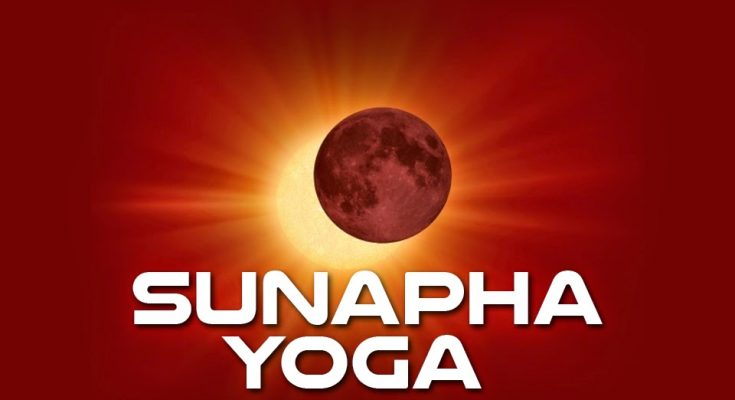 Sunapha Yoga in Astrology