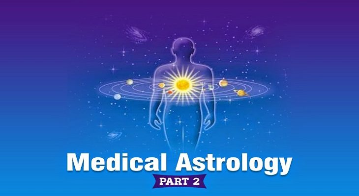 Medical Astrology - Part 2 - FREE Astrology Lesson