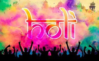 Holi Festival 2020