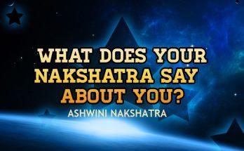Ashwini Nakshatra - Vedic Astrology Blog