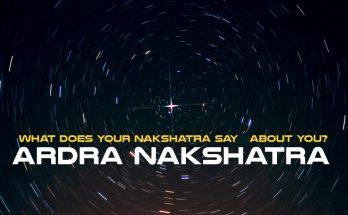 Ardra Nakshatra - Today FREE Panchanga