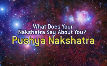 Pushya Nakshatra - Vedic Astrology Updates