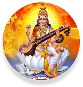 Goddess Saraswati - Swati Nakshatra