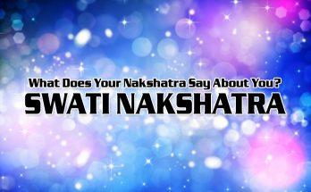 Swati Nakshatra - Today's Free Panchanga