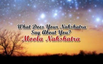 Moola Nakshatra - Vedic Astrology