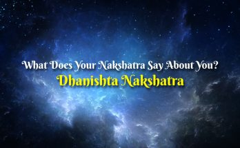 Dhanishta Nakshatra - Vedic astrology blog