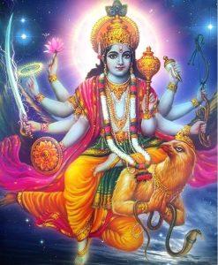 Vishnu - Shravana Nakshatra