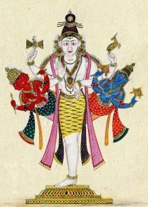 Ekapada Shiva - Vedic astrology blog