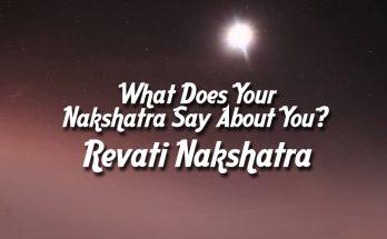 Revathi Nakshatra - Vedic Astrology