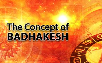 Concept of Badhakesh - Vedic astrology blog