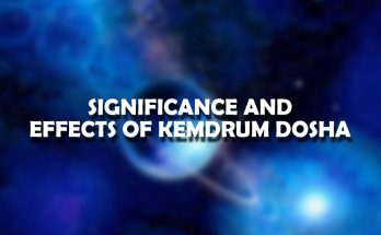 Kemdrum Dosh - Vedic astrology blog