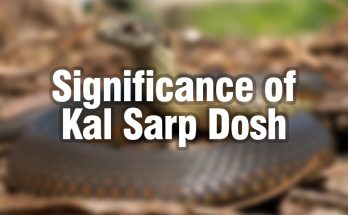 Kal Sarp Dosh - Vedic Astrology Blog