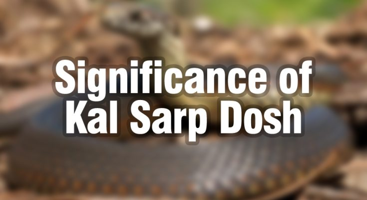 Kal Sarp Dosh - Vedic Astrology Blog