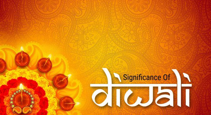 The Festival of Lights - Diwali