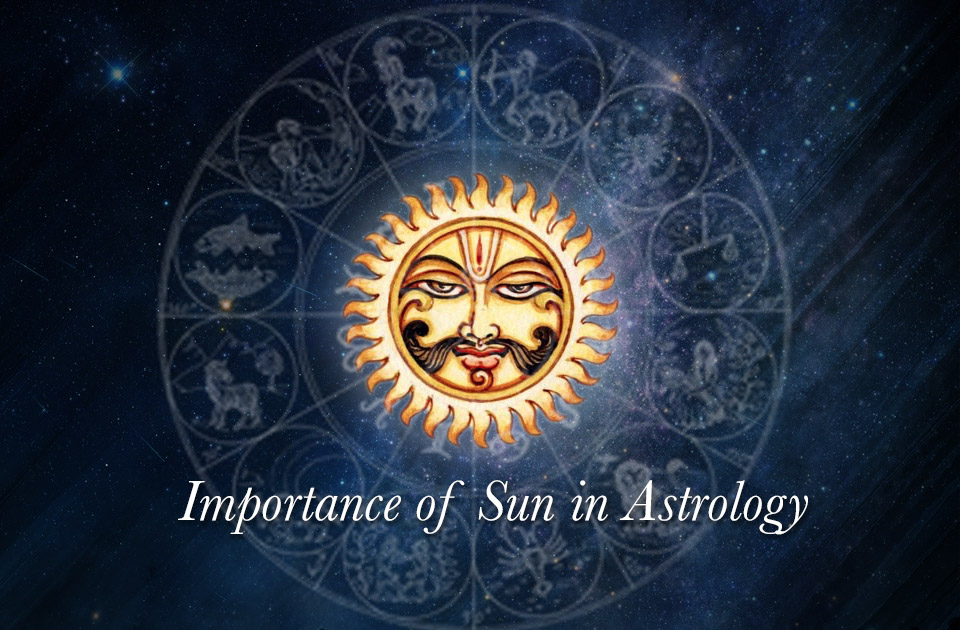 Importance Of Sun In Astrology - Vedic Astrology Blog