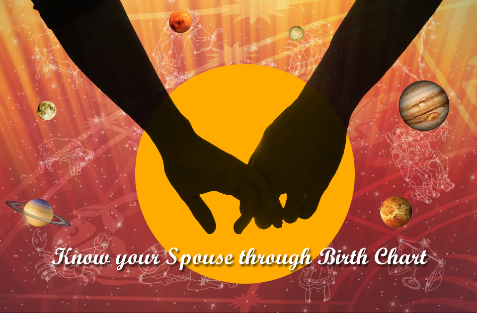 Know Your Spouse Through Birth Chart Vedic Astrology Blog Indian