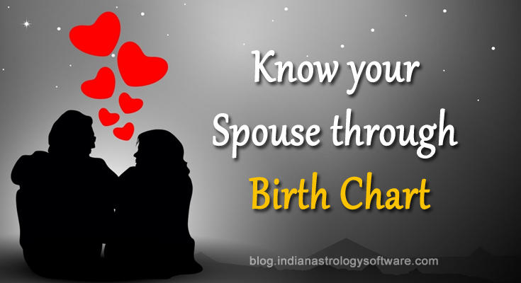 Know Your Spouse Through Birth Chart Vedic Astrology Blog
