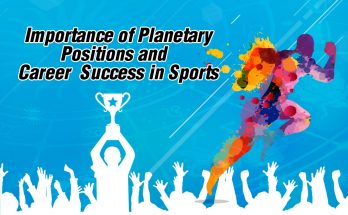 Career Astrology in Sports