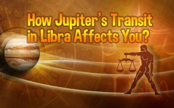 Jupiter Transits in Libra