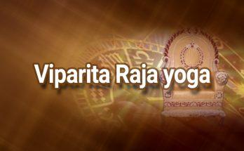 Viparita Rajayoga - Vedic Astrology Blog