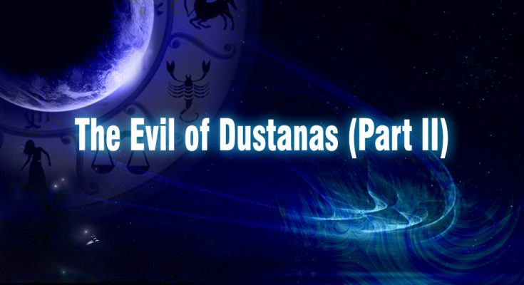 The Evil of Dustanas(part II)
