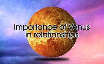 Importance of Venus in Relationships