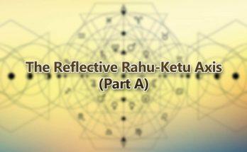 Reflective Rahu-Ketu Axis (partA)