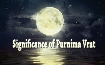 Significance of Purnima Vrat