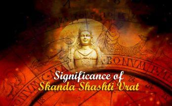 Significance of Skanda Shashti Vrat