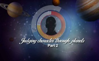 Judging Character Through Planets – Part 2