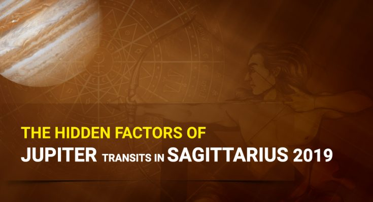 Jupiter Transits in Sagittarius 2019