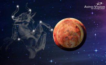 Mars Enters Taurus 2019