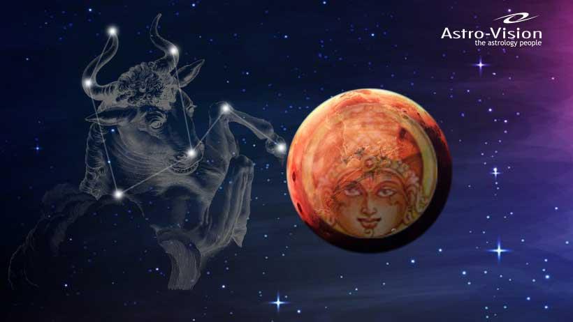 mars transit in taurus vedic astrology