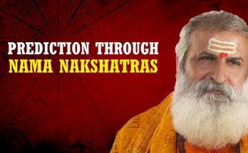Prediction through Nama Nakshatras