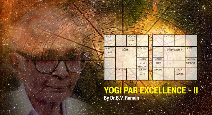 Yogi Par Excellence