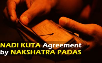 Nadi Kuta Agreement by Nakshatra Padas
