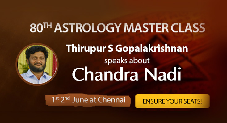 80th astrology master class