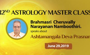 82nd Astrology Master Class