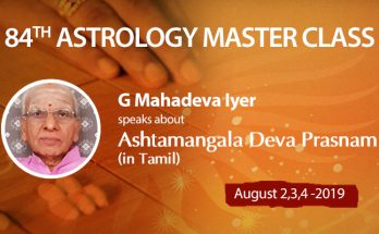 84th Astrology Master Class