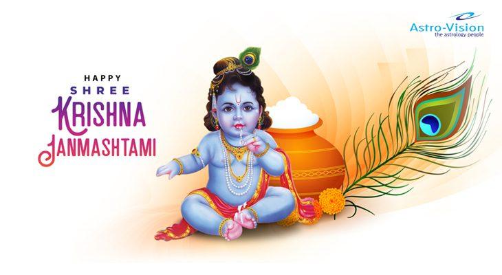 Shri Krishna Janmashtami - The most famous Hindus festival