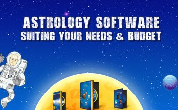 Astrology Software Suiting Your Needs & Budget