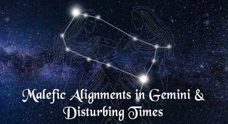 Malefic Alignments in Gemini - Modern Astrology Updates