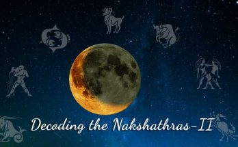 Decoding the Nakshathras
