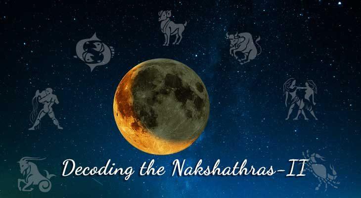 Decoding the Nakshathras