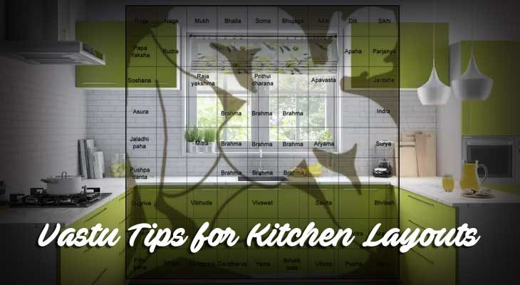 Vastu Tips - Kitchen Layout