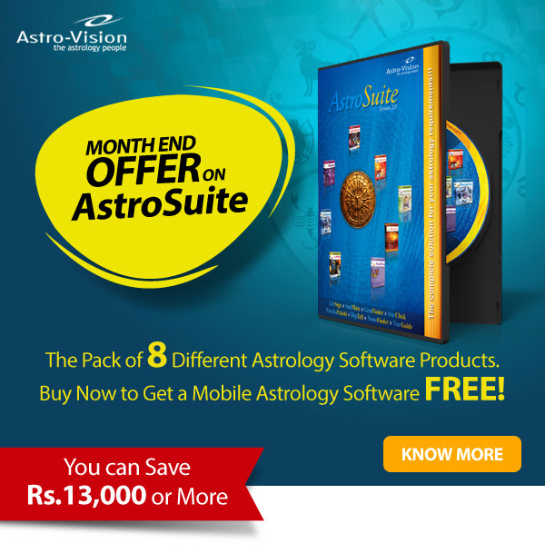 Month-End Offer on Astrology Software