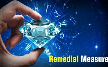 Remedial Measures - Modern Astrology