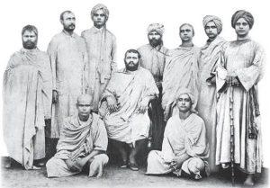 Sri Ramakrishna and Vivekananda